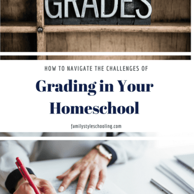 How to Navigate the Challenges of Grading in Your Homeschool