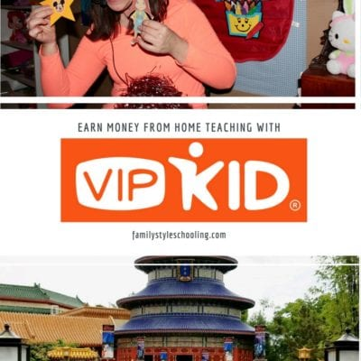 Earn Money From Home Teaching with VIPKID