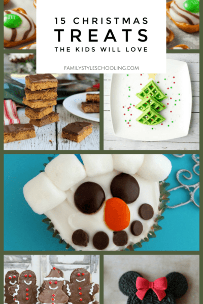 15+ Christmas Treats Kids Will Love