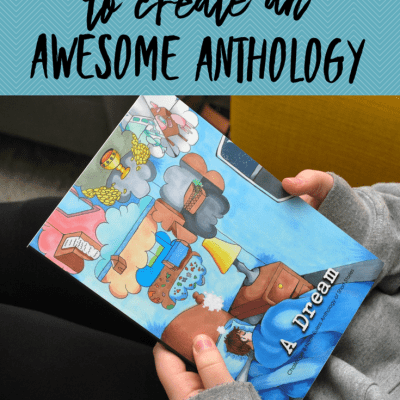 Using Blurb to Create an Awesome Anthology