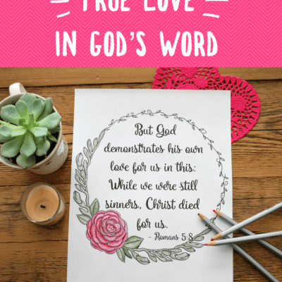 Finding True Love in God's Word