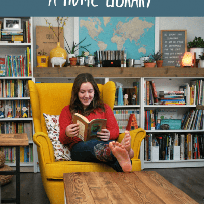 The Basics of Building a Home Library