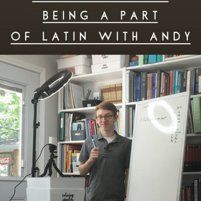 5 Things I Have Learned Being a Part of Latin With Andy
