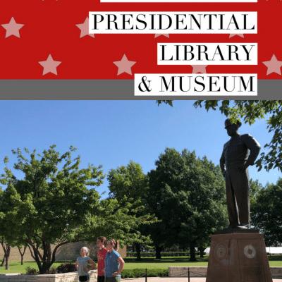 I Like Ike: Eisenhower Presidential Library & Museum