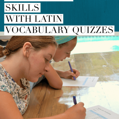 Strengthen Translation Skills with Latin Vocabulary Quizzes