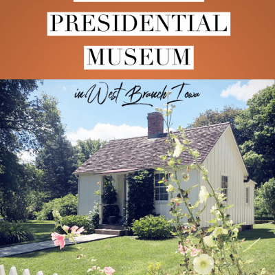 Visit Hoover's Presidential Museum in West Branch Iowa