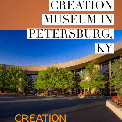 Touring the Creation Museum in Petersburg, KY