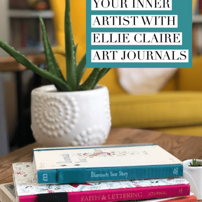 Cultivate Your Inner Artist with Ellie Claire Art Journals
