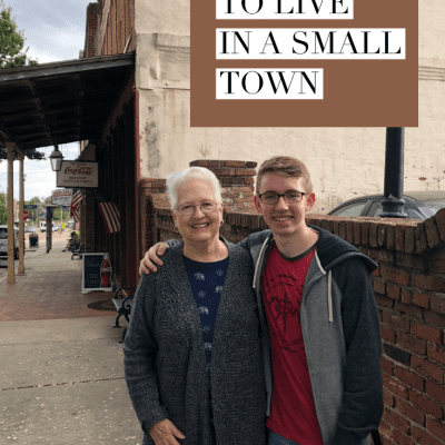 Lessons on How to Live in a Small Town