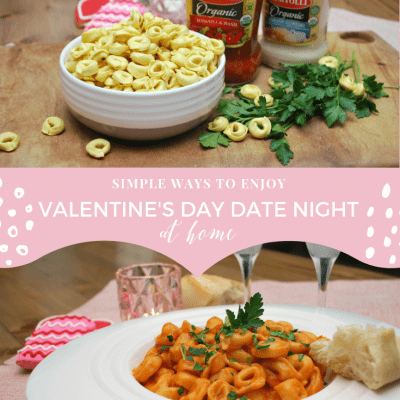Simple Ways to Enjoy Valentine's Day Date Night at Home