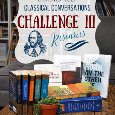 What's on my bookshelf: Challenge III Resources