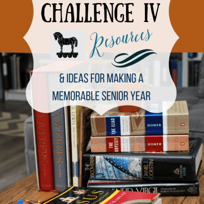 Challenge IV Resources & Ideas for Making A Memorable Senior Year