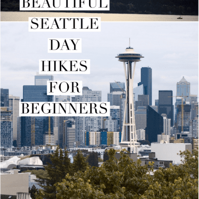 5 Beautiful Seattle Day Hikes for Beginners