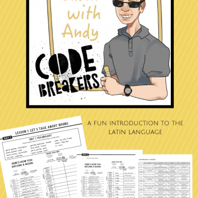 Latin with Andy Code Breakers
